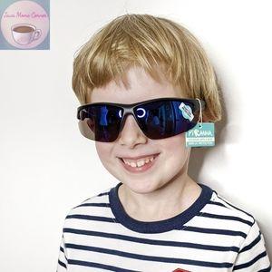 5/$25 Piranha Callisto Mirror Lens Sunglasses Blue